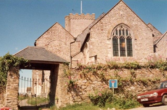 Blackawton Church