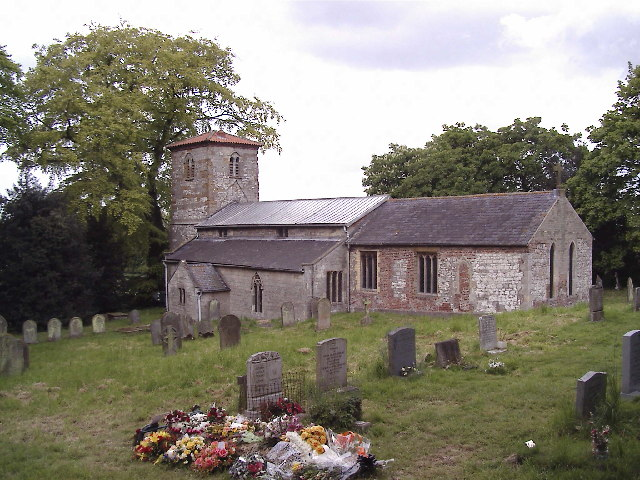 Horkstow Church