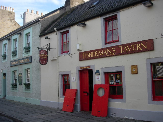 The Fisherman's Tavern, Broughty Ferry