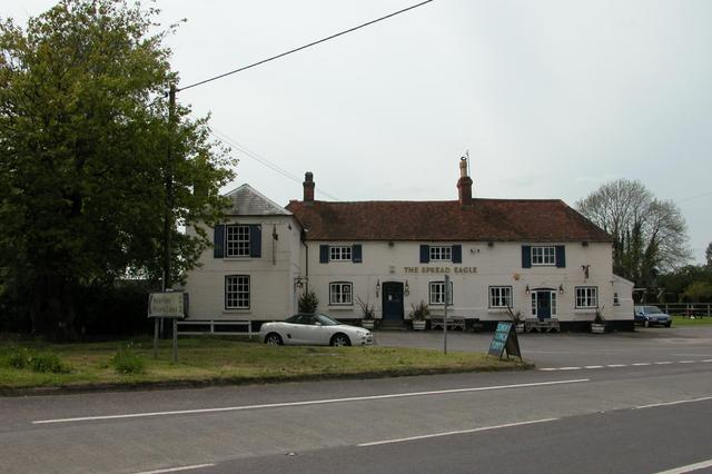 The Spread Eagle, West Liss