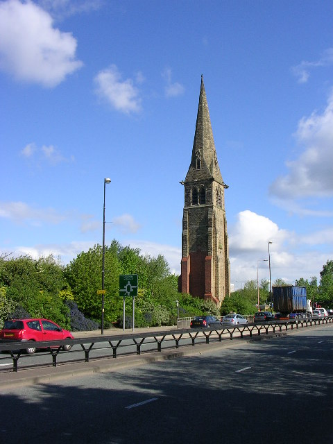 Trafford Road, Salford