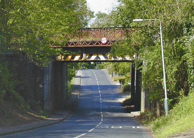 East Leake Station Bridge