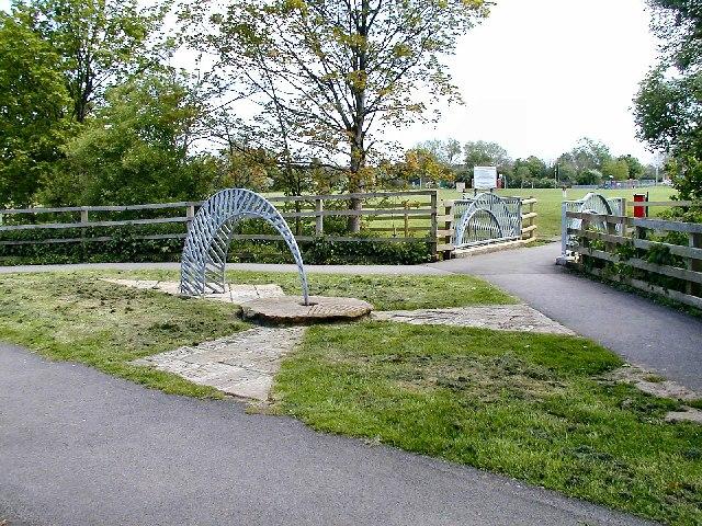 East Leake Gateway Sculpture