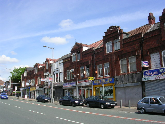 Cheetham Hill Road, Cheetham Hill, Manchester