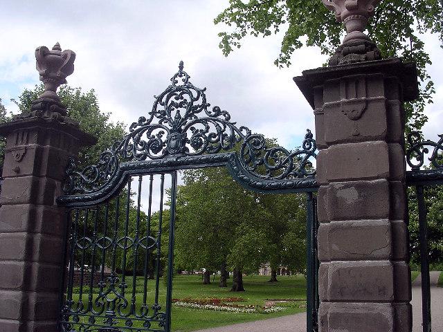 Baxter Park, Dundee