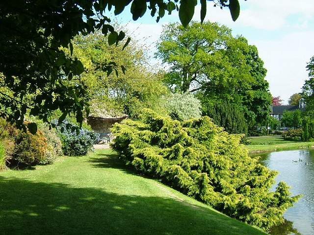 Hodnet Hall Gardens