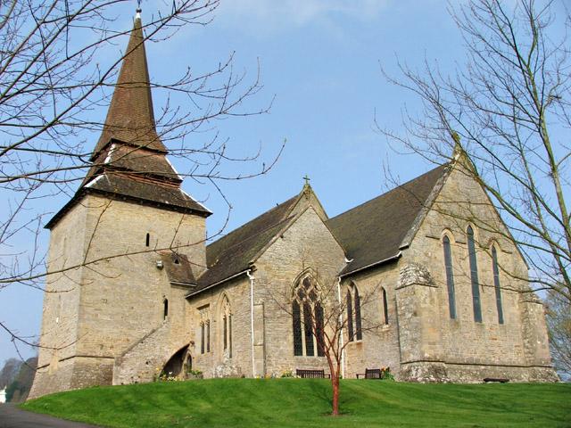 St Mary's Church, Kington, Herefordshire