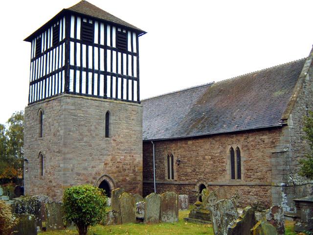 St Bartholomew's Church, Holmer, Hereford