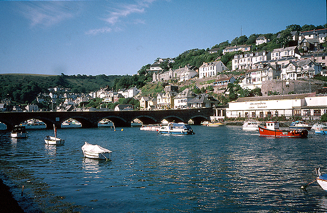 Bridge, Estuary and West Looe