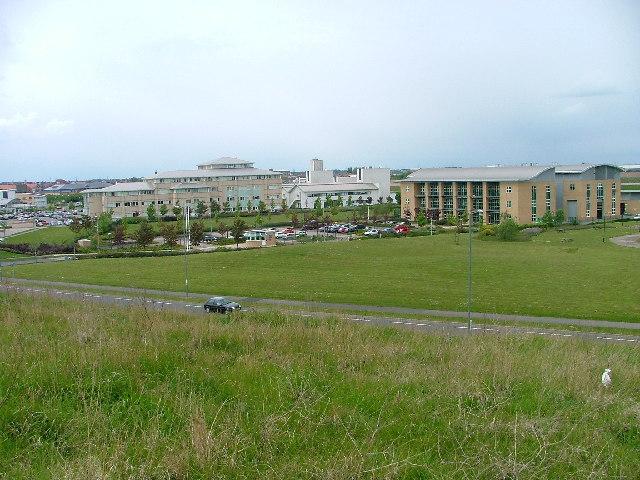 Queen's Campus Stockton