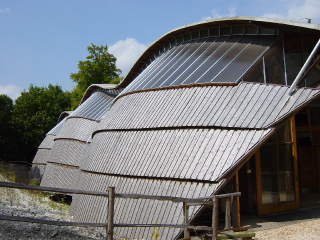 the Downland Gridshell