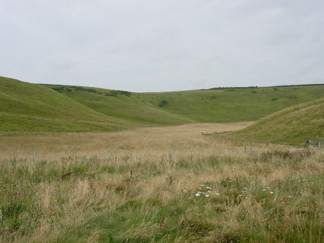 Scratchy Bottom (near Durdle Door)