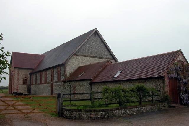 Barn at Old Ditcham Farm