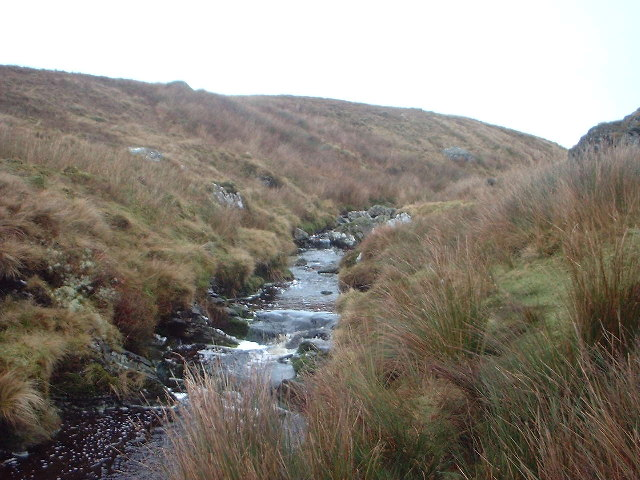 Tributary of the River Conwy