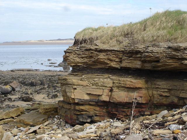 Sea Cliff Craigielaw Point Aberlady