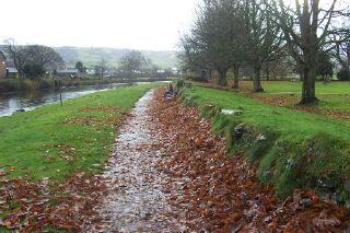River Conwy at Llanrwst