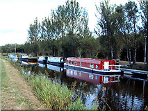 NS8680 : Forth and Clyde Canal by Ruth Harris