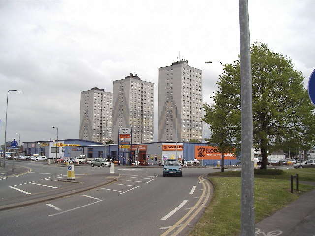 Crosby Highrise Flats
