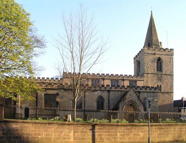 Saint Peter's Church, Mansfield