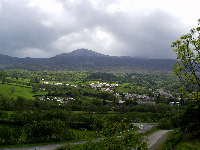The Dolgellau by-pass