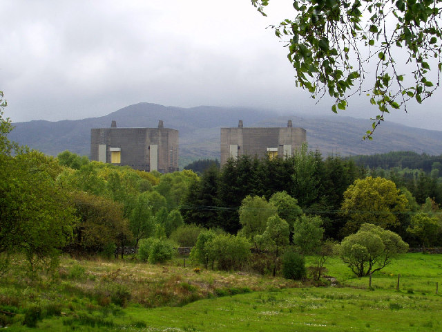 Trawsfynydd Nuclear Power Station