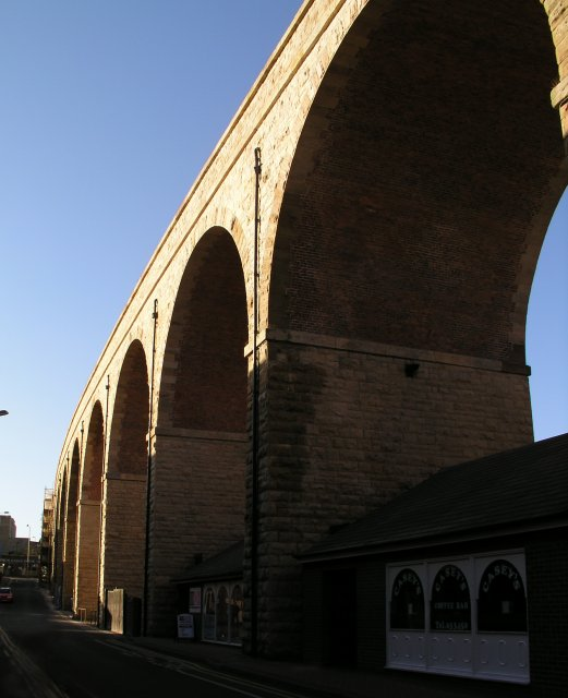 Railway Viaduct, Mansfield