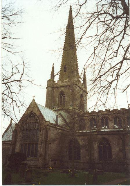 Gosberton Church
