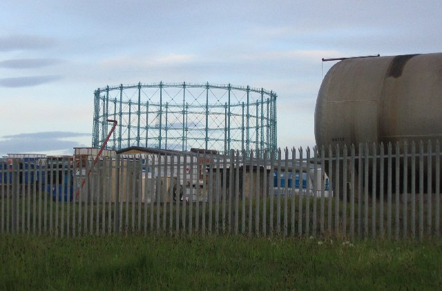 Chemical works, Granton.