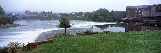 Castleford Weir