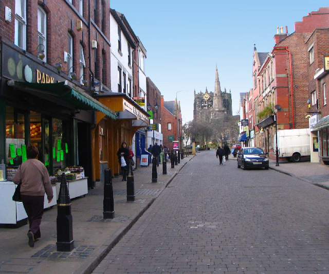 Church Street, Ormskirk