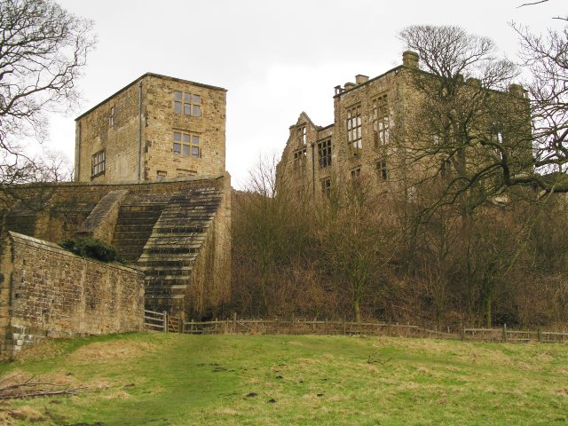 Old Hardwick Hall