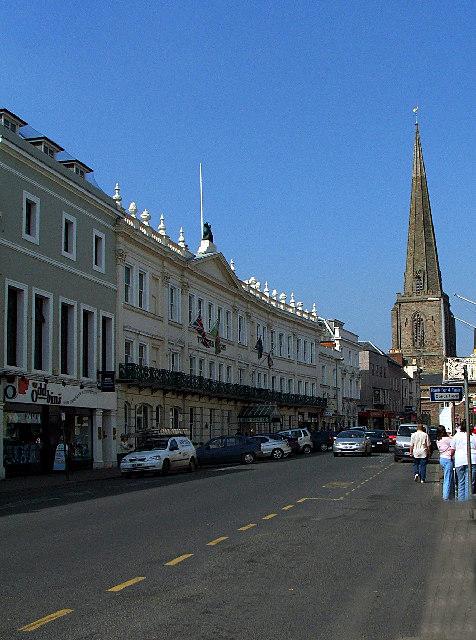 Broad Street, Hereford