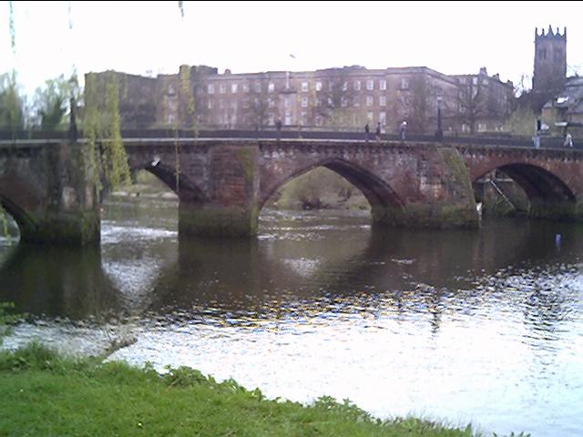 Ye Olde Dee Bridge, Chester