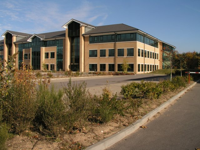 Sherwood Park, Office Building