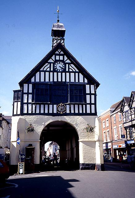 Bridgnorth: Marketplace