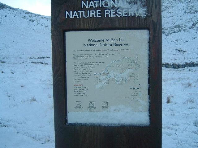 Ben Lui National Nature Reserve