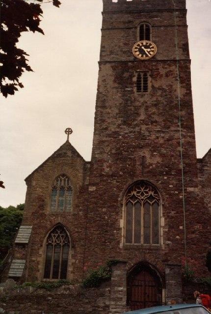St. Saviour's Church, Dartmouth