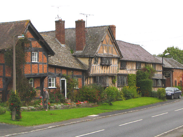 West End Farm, Pembridge, Herefordshire