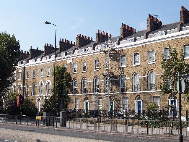Mile End Road, London