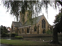 SE9527 : Welton Church by Andy Beecroft