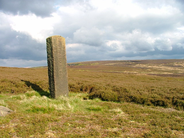 Boundary Stone, Urra Moor