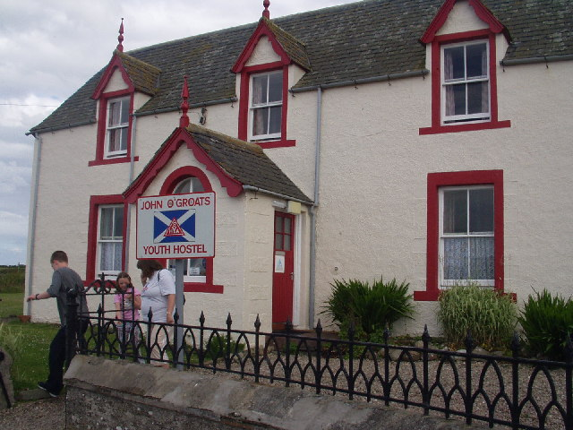 John O'Groats Youth Hostel, Canisbay