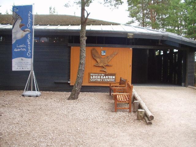 RSPB Osprey Centre