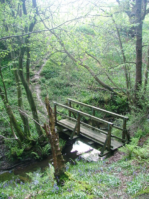 Footbridge, Bilsdale