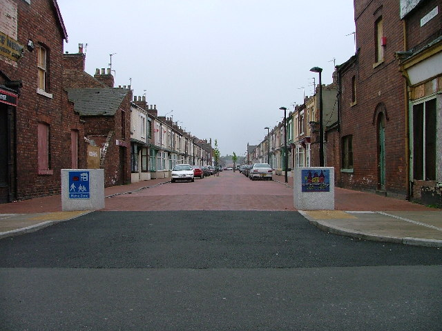 Costa Street, Middlesbrough
