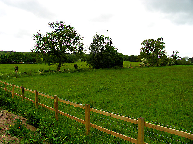 Farmland at Hermitage