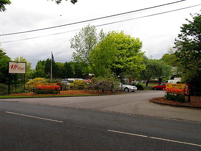 Large Garden Centre: Hermitage