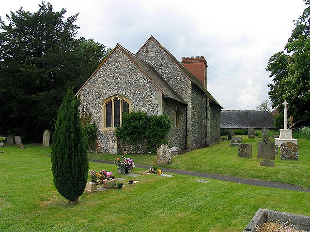 St Frideswides: Frilsham