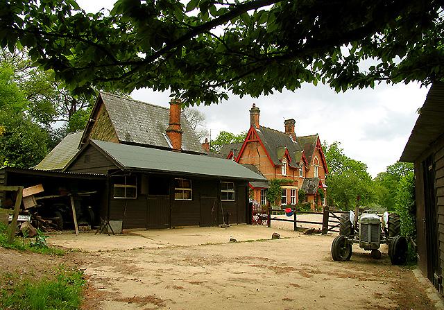 The Old Rectory: Frilsham