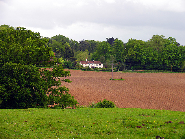 Farmland and Frilsham